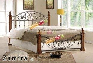 Кровать Onder Metal Metal&Wood ZAMIRA-12 200x180см