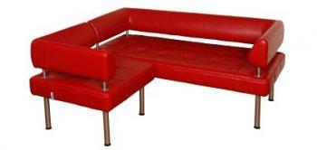 Офисный модульный диван Тетра