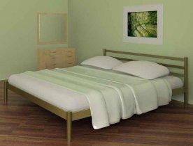 Кровать Fly - ширина 160см с низкой спинкой у ног