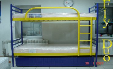 Двухъярусная кровать Fly Duo - 80(90) см