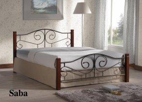 Кровать Onder Metal Metal&Wood Saba (Саба) 200x140см