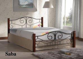 Кровать Onder Metal Metal&Wood Saba 200x160см