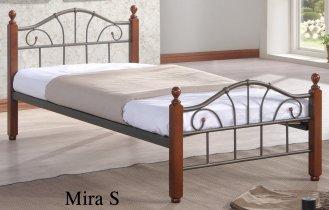 Кровать Onder Metal Metal&Wood Mira S (Мира С) 190x90см