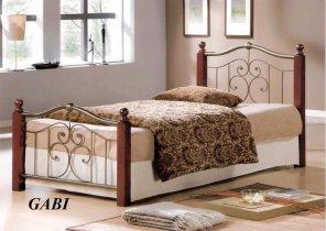 Кровать Onder Metal Metal&Wood Gabi N (Габи Н) 190x90см