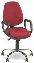 Кресло для персонала COMFORT GTP CHROME ACTIVE