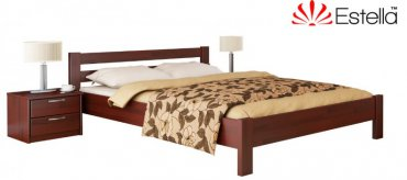 Кровать Рената - щит или массив