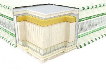 Матрас в вакуумной упаковке 3D Aerosystem Neoflex Aero - ширина 140см