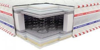 Ортопедический матрас Неолюкс 3D Гранд XXL зима-лето - ширина 140см