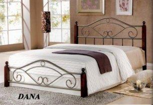 Кровать Onder Metal Metal&Wood Dana (Дана) 200x160см