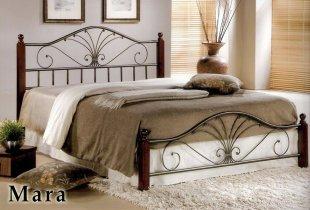 Кровать Onder Metal Metal&Wood MARA (Мара) 200x160см
