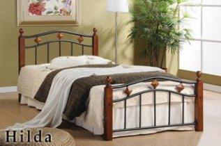Кровать Onder Metal Metal&Wood Hilda S (Хильда С) 190x90см