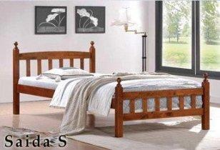 Кровать Onder Metal Metal&Wood Saida S (Саида С) 190x90см