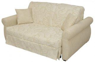 Диван -кровать Luara G - спальное место от 85 см до 185 см