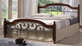 Кровать Onder Metal Metal&Wood Medeya N (Медея Н) 200x160см