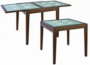 Стол раскладной Сандра 900(1800)x910x760 мм