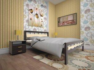 Кровать ТИС Модерн 3 - 120см