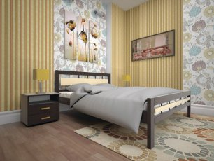 Кровать ТИС Модерн 3 - 180см