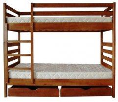 Двухъярусная кровать ТИС Трансформер - 80-90x190-200см
