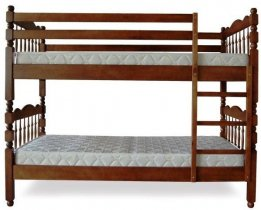 Двухъярусная кровать ТИС Трансформер 2 - 80-90x190-200см