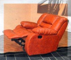 Кожаное креслоЧикаго (Механический реклайнер)