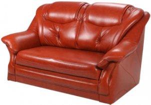 Кожаный диван Версаль 2