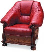 Кожаное кресло Цезарь