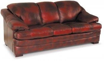 Кожаный диван Юпитер