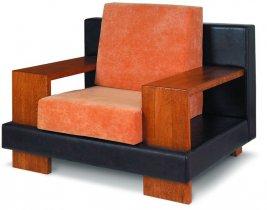Кожаное кресло Максимус