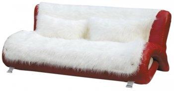 Кожаный диван Альфа 3