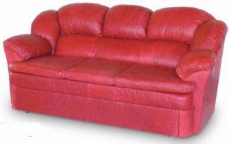 Кожаный диван Эдем - 2