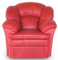 Кожаное кресло Эдем