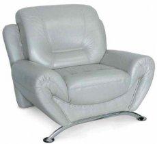 Кожаное кресло Саванна