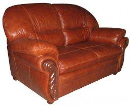 Кожаный диван Кардинал - 2
