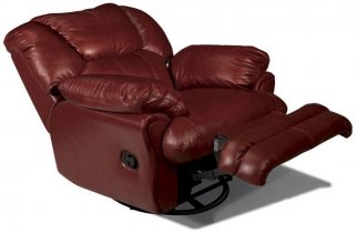 Кожаное кресло Indiana 400-98e электрический реклайнер