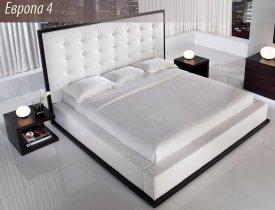 Кровать Европа 4 спальное место 200×140см