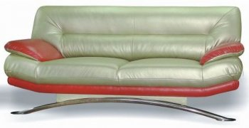 Кожаный диван Матусси 2