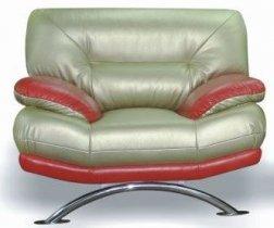 Кожаное кресло Матусси