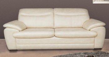 Кожаный диван Икарус 3