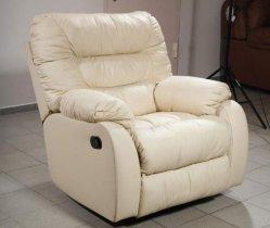 Кожаное кресло Dakota 250-98e электрический реклайнер