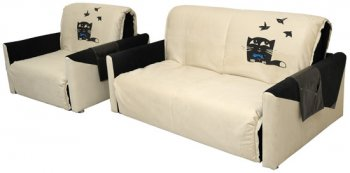Кресло-кровать Fusion Rich (Фужн Рич) спальное место 90см