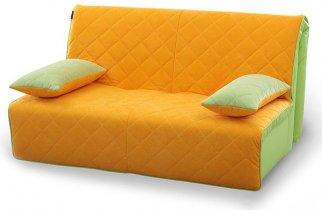 Ортопедический диван -кровать Sofyno Акварель 130см, ткань Алоба