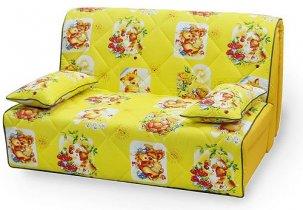Ортопедическое кресло-кровать Sofyno Бамбино, ткань бязь стеганная