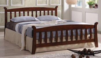 Кровать Onder Metal Metal&Wood Berta (Берта) 200x160см