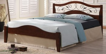 Кровать Onder Metal Metal&Wood Tala (Тала) 200x160см