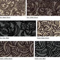 Флокированный велюр Арт Меландж (Art Melange) ширина 140см