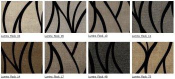 Микро-рогожка Люминс флок (Lumins Flock) ширина 140см