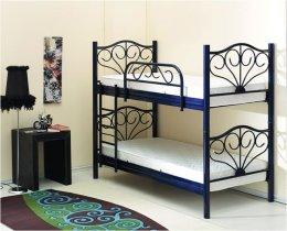 Кровать Onder Metal Metal&Wood Rana 190x90см