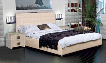 Кровать Афина-1 - 140x200см с подъемным механизмом