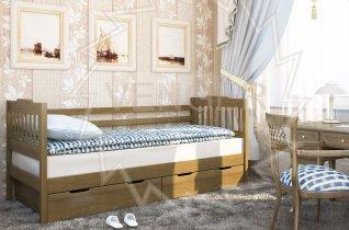 Односпальная кровать Венгер Ева