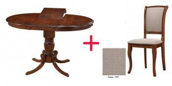 Комплект Стол Emin + 4 стул а Farid